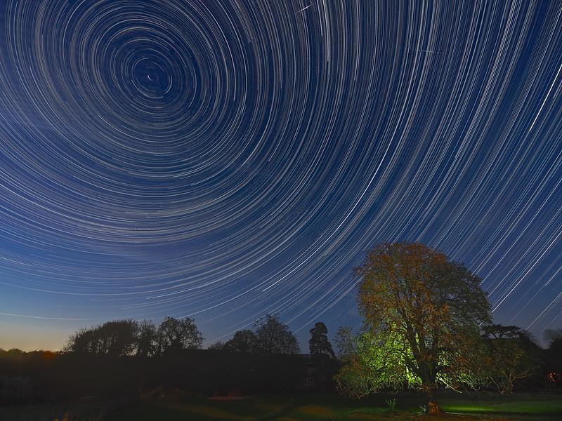 Stars & Lyrids watch