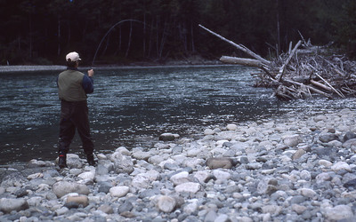 Dean River - 1984
