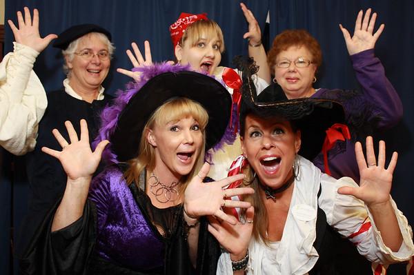 Devon House Halloween 10-31-14