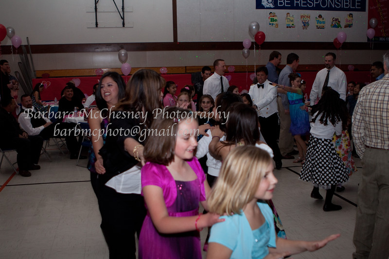 Father Daughter Dance Candids