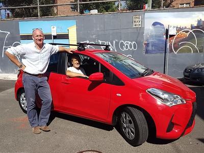 Ruby car handover