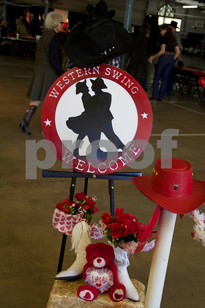 2/12/15 Canton Valentine's Day Western Swing Dance by Linden Black