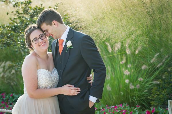Rachel & Kenneth: Married