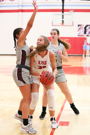 USJ v SHJ girls bb 2-17-20