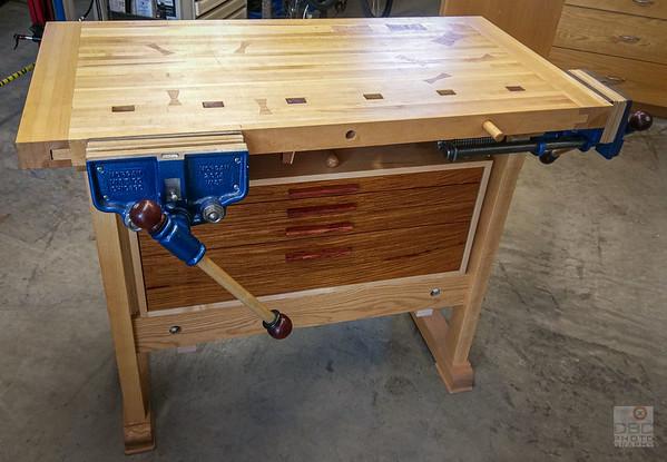 DBC Bench/Tool Cabinet