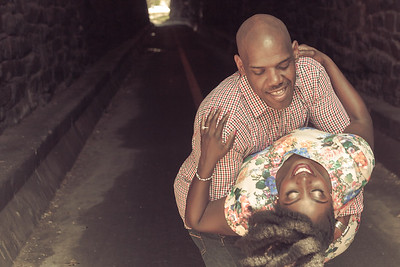 Ofori Engagement Shoot