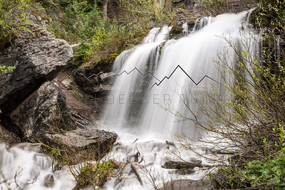 Long Exposure in East Vail, CO