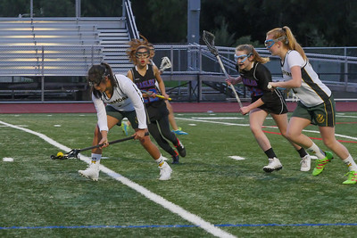 190305 LHS WOMEN'S JV LACROSSE (CLAYTON VALLEY)