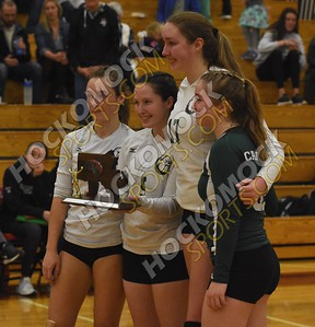 Canton - Groton-Dunstable Volleyball 11-10-18