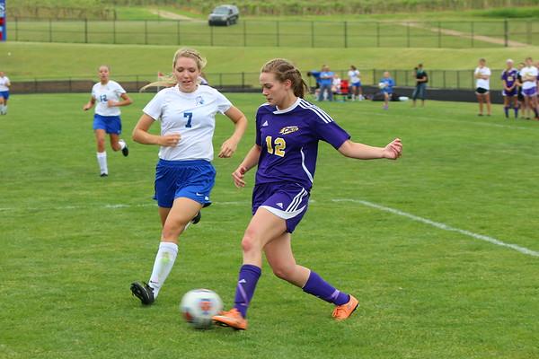 Soccer Girls District Championship vs. Lawton - KCHS - 6/3/17