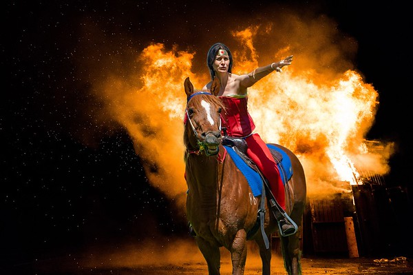 Horses and Cosplay