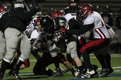 4A City Semi Graham vs St Joseph Oct 30, 2014