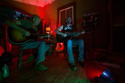 Grayson Capps & Corky Hughes 8.28.20 Live Stream - Fairhope