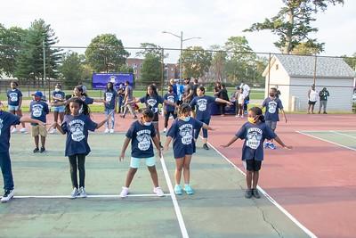 Hempstead PAL Boys & Girls Tennis Game: 9-15-2021