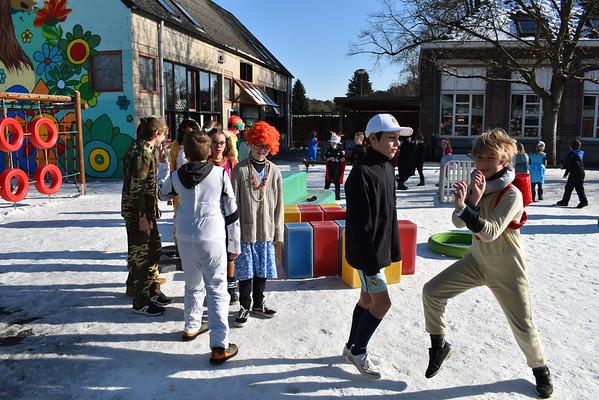 Carnaval lagere school