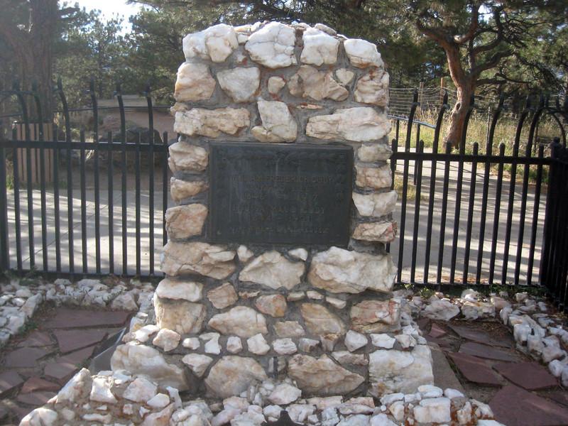 Denver, Colorado  October 2008 - Wild Bill Cody Museum and Gravesite