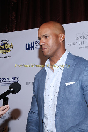 Jason Taylor Foundation - Hard Rock Casino - March 4th, 2018