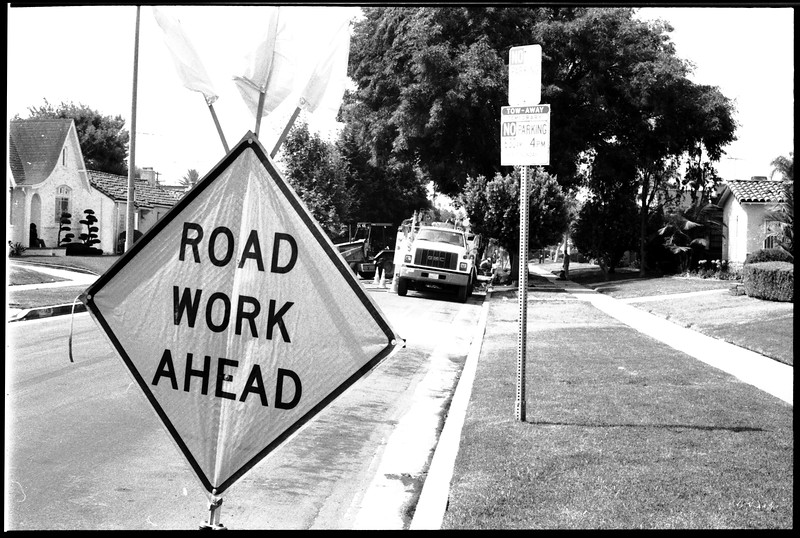 Los Angeles Department of Water and Power workers, Los Angeles, 2005