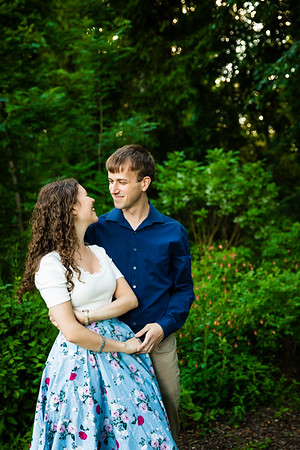 Johanna + Joshua | Haverford College | 05.31.2020