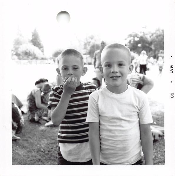 David, 1960