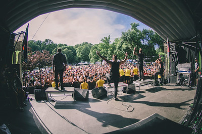 For All Those Sleeping (Vans Warped Tour 2014)