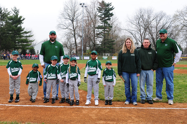 East Frederick Little League Opening Day