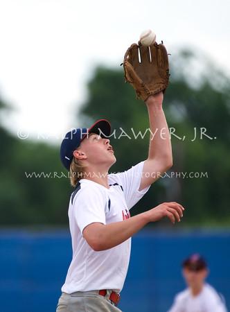 Aaron Walters Baseball