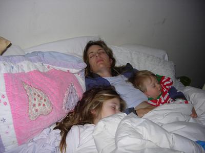 The Trilogy Sleeping