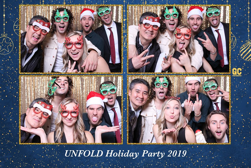 12-14-19 Connor Stonesifer - UNFOLD Holiday Party