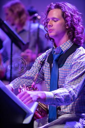 10/4/18 Tyler Junior College Jazz Band Concert by Maria Hernandez