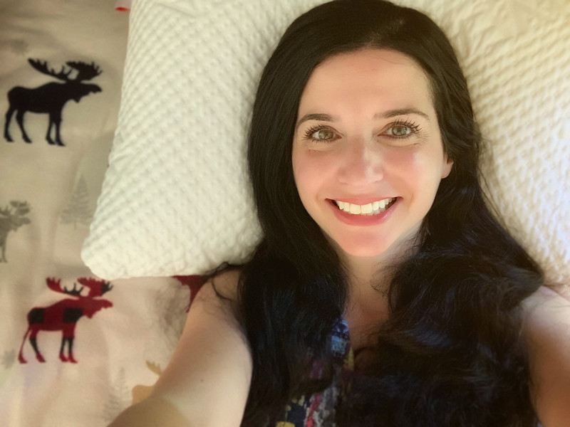 Here are our best simple tips for how to sleep better, as well as an AWESOME giveaway for an amazing Juvea pillow. #ad #rejuvenatewithjuvea #juvea #pillows