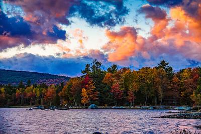 Maine Sunsets