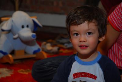 Dylan--November/December 2008