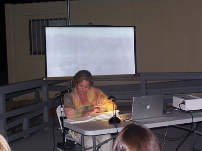 2005/9/30 Lauren Bon's Presentation