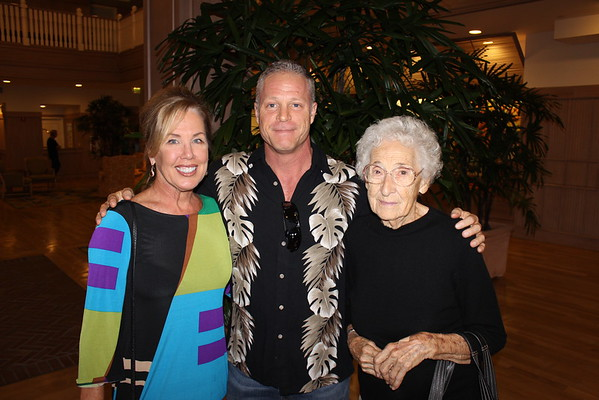 Aunt Doris's 90th Birthday!!