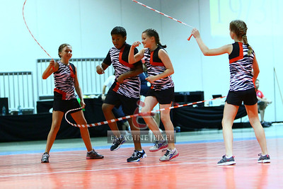 06/23 Saturday Double Dutch Pairs Freestyle Heat 19-21 Station 1