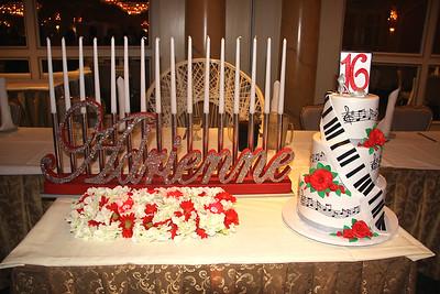 Adrienne's Sweet 16, 9-13-14