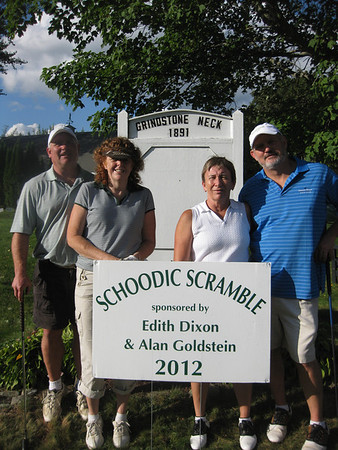 Schoodic Scramble 2012 Marks 15 Years of Golf for a Great Cause