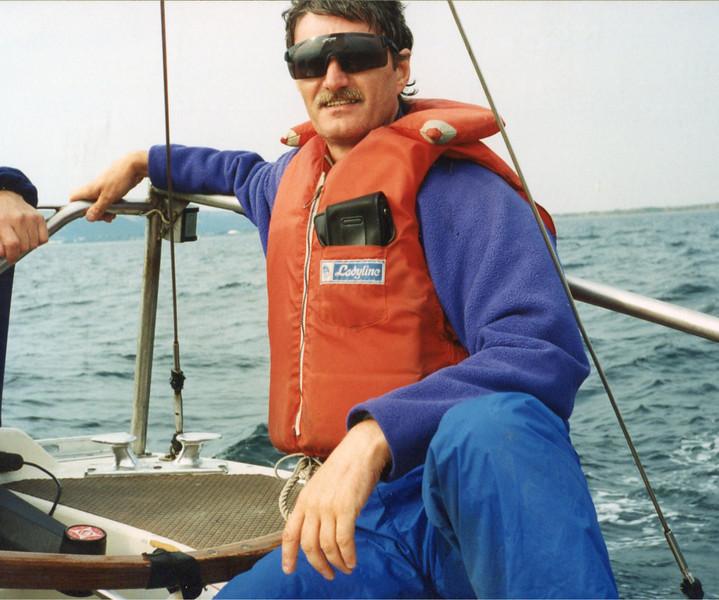 Crewing around the Isle of Man