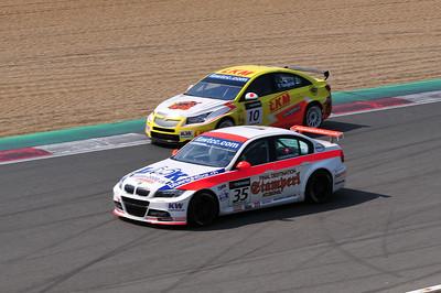 FIA WTCC Zolder Belgium 2011