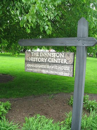 Charles Gates Dawes House / Evanston History Center
