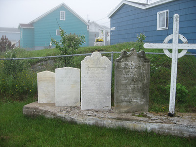 Anglican Cemetery, Port aux Basques