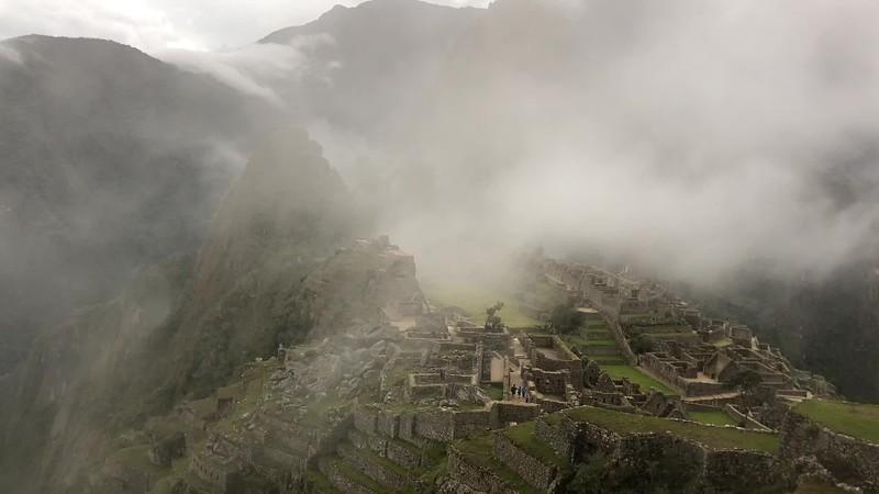 Machu Picchu, Peru 2018