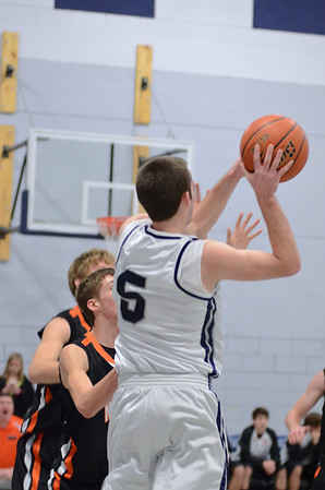 OE soph boys Vs Minooka 2012