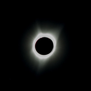 Total Solar Eclipse, Oregon, 8-21-17