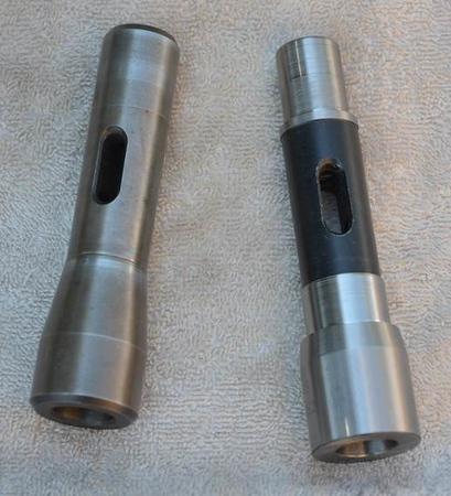 Adding a morse taper to drill press. R8 capable..??