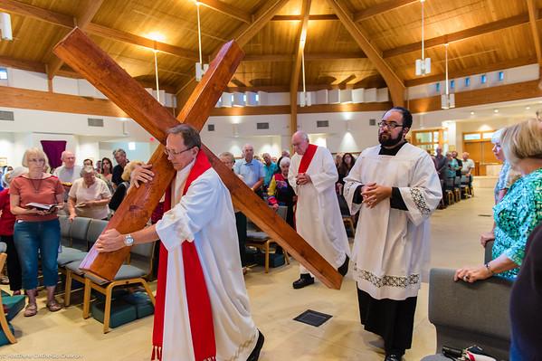 Good Friday Veneration of the Cross