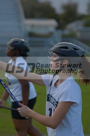 Girls JV Lacrosse 2-21-19