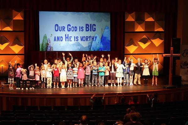 4/13/2014 Sunday service