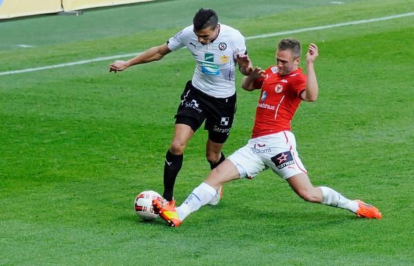 Kalmar FF - Örebro SK 4 maj 2014
